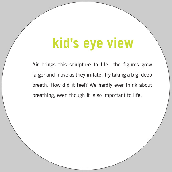 Kid's Eye View label for Max Streicher's Sextet