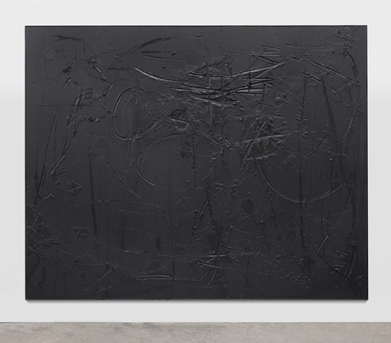 "Rashid Johnson, ""Cosmic Slop 'Black Orpheus'"", 2011."